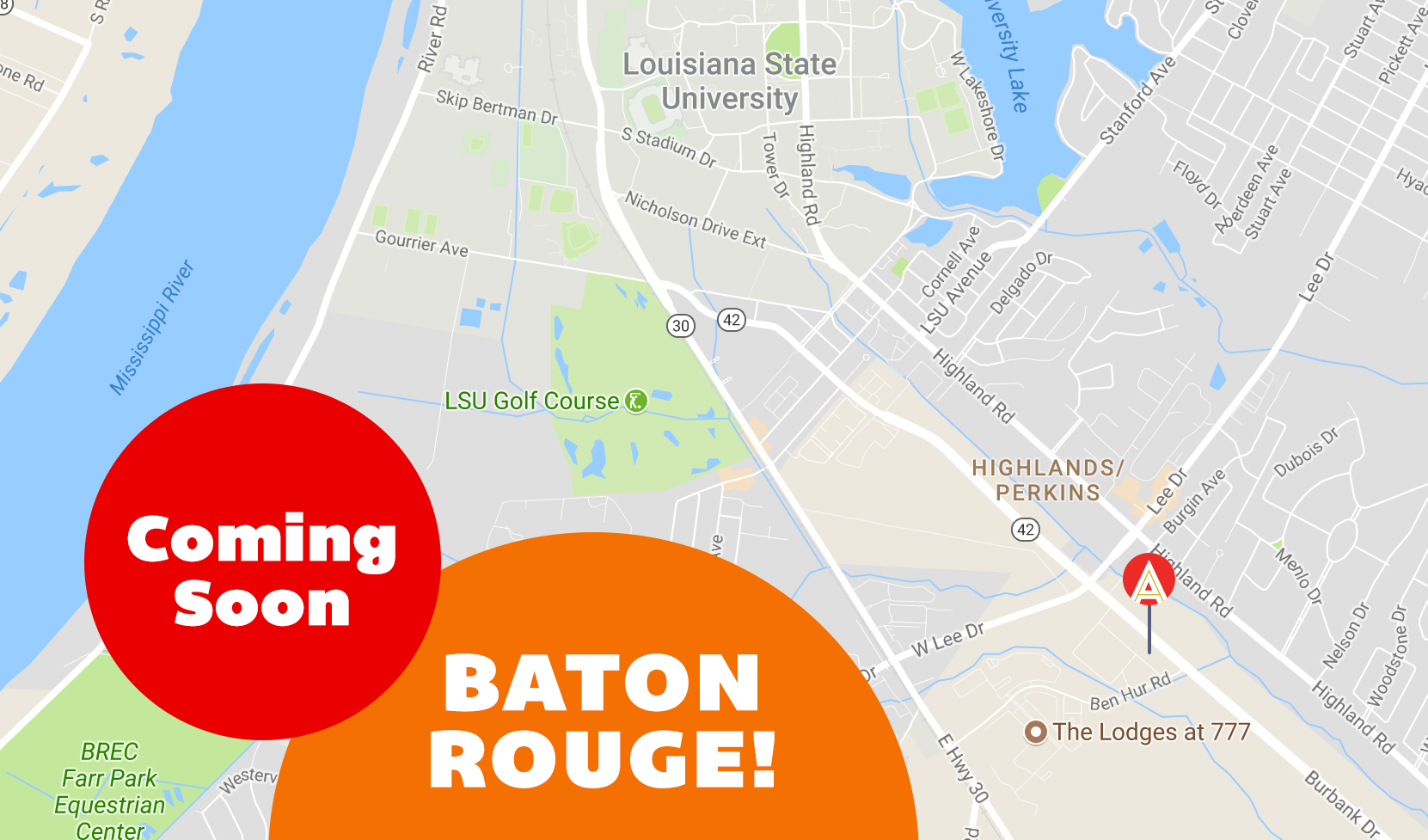 atomic burger baton rouge map pin website