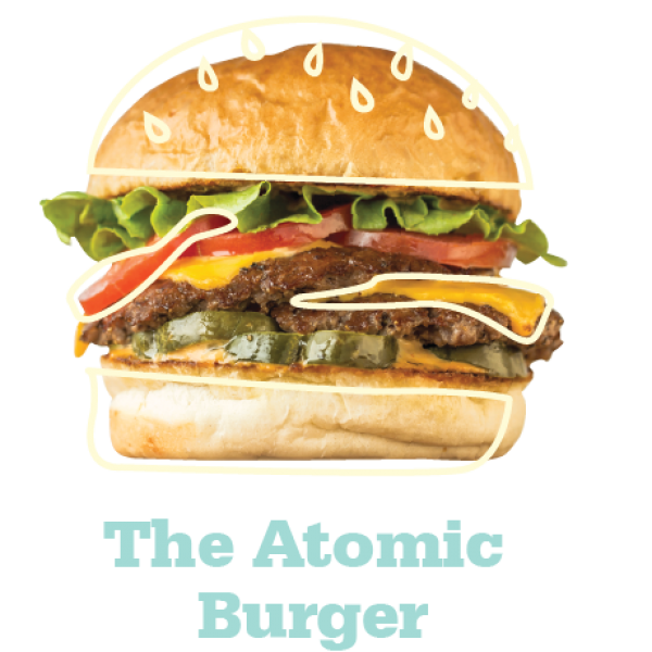 The Atomic Burger