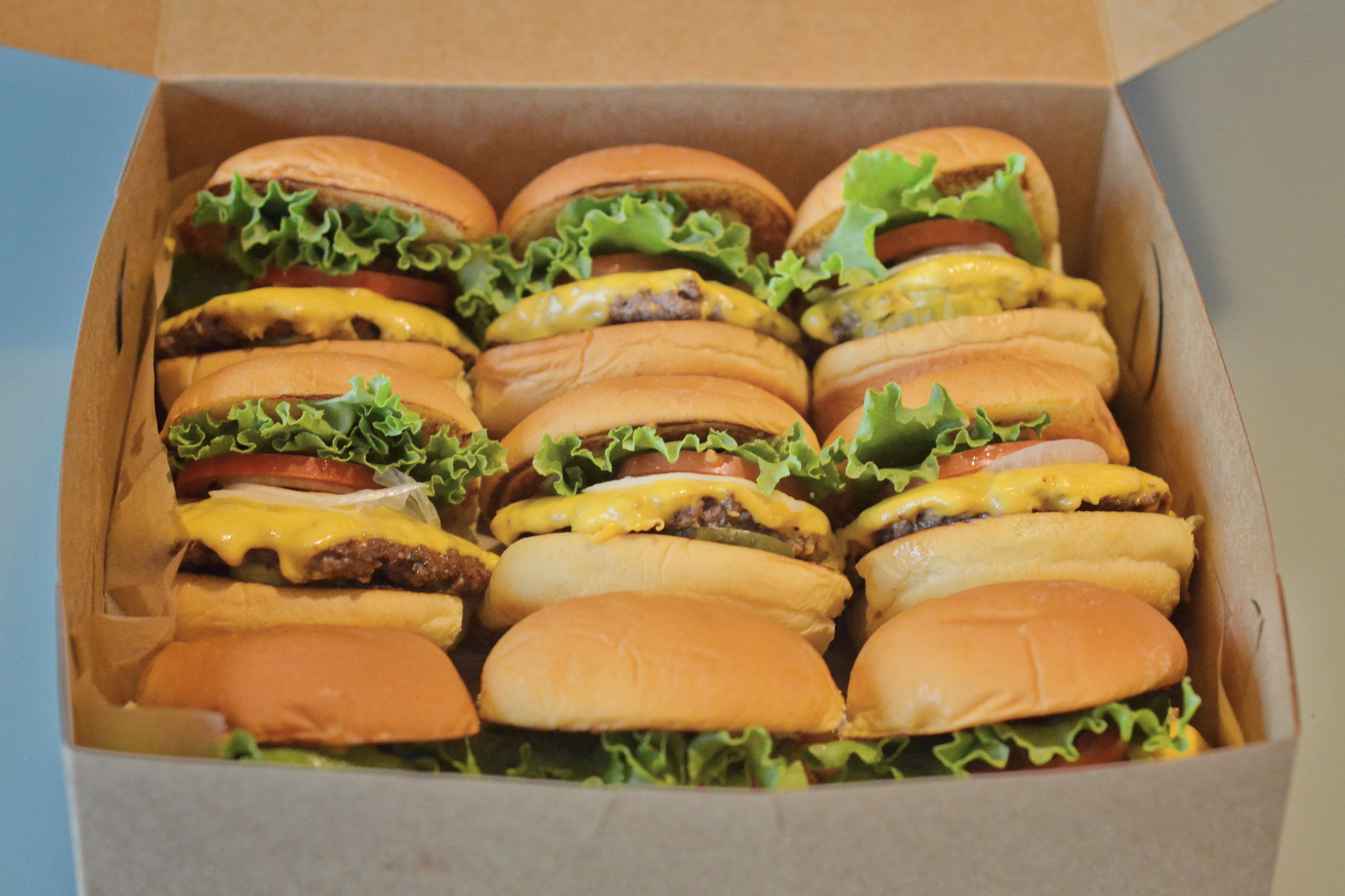 Burger King Hot Dog Boxes